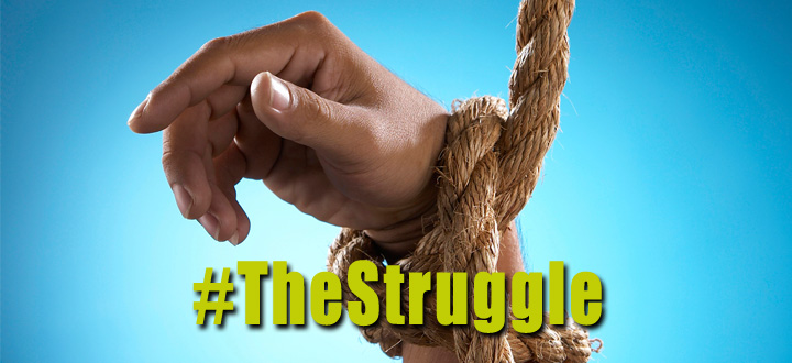 EPISODE 58 - #TheStruggle