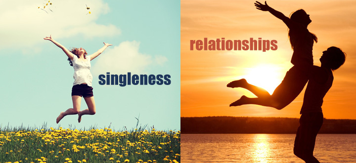 EPISODE 65 - Breaking Down Singleness and Relationships