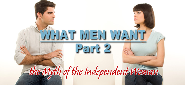 Episode 87 - What Men Want - part 2