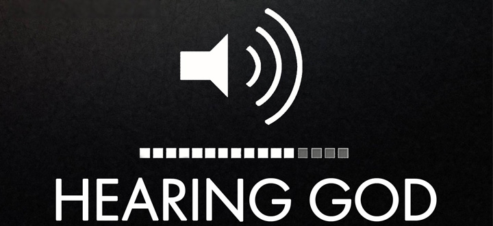 EPISODE 91 - Hearing God's Voice