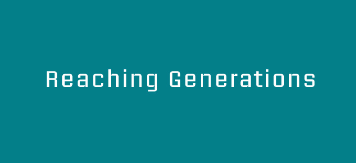 EPISODE 92 - Reaching Generations