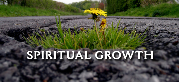 Episode 93 - Spiritual Growth