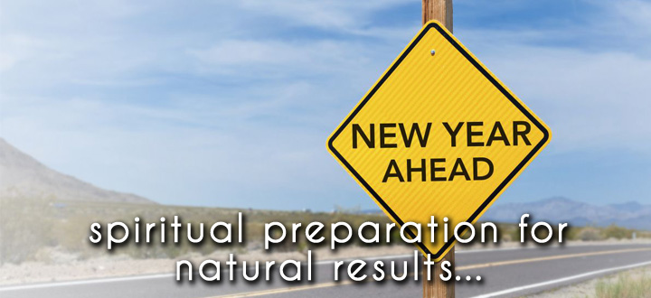 EPISODE 94 - Preparing for the New Year