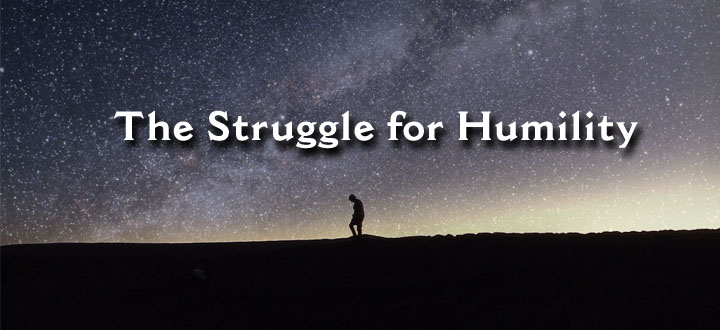 Moment of Clarity - EPISODE 95 – Struggle for Humility